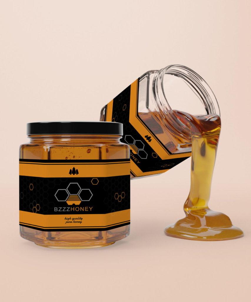 Bzzz Honey
