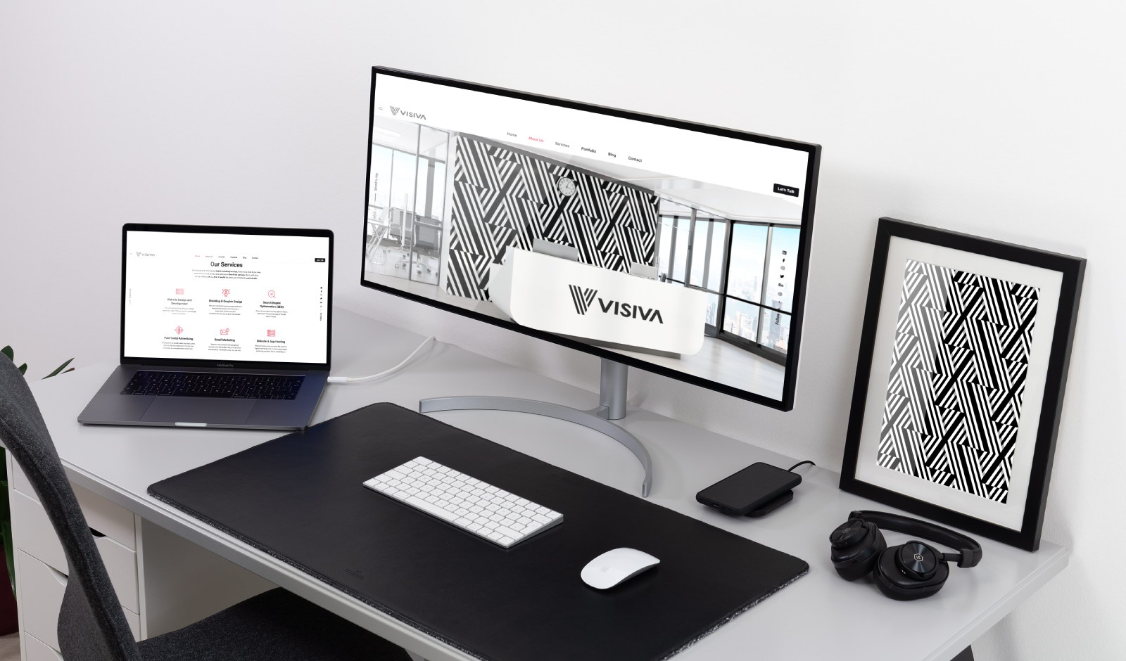 VISIVA – Website